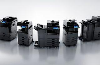e-BRIDGE Next multifunctionele printers - Reprotechniek