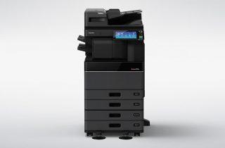 e-studio 5008a - Reprotechniek